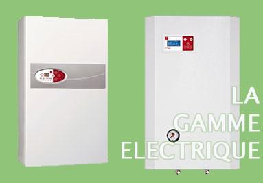 La gamme Electrique